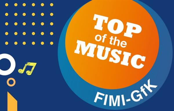 Top of the music Fimi/Gfk 2018