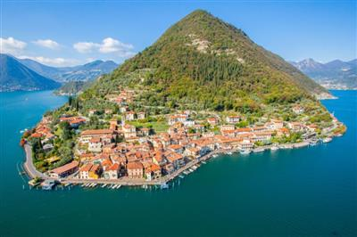 Monte Isola terza all'European Best Destination 2019