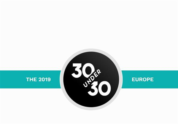 I 30 Under 30 Europe di Forbes